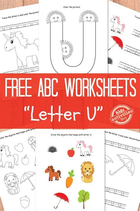 25 best ideas about letter u crafts on 696 | dde26db8920162ecbe6fab7c0062eca8 letter tracing alphabet worksheets