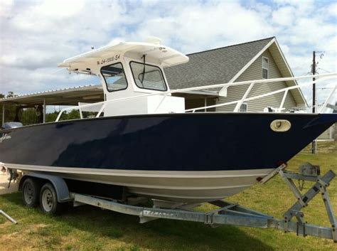 Offshore Aluminum Boats Photos