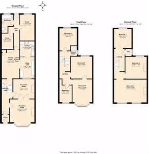 narrow home floor plans uk terraced house floor plans house design plans