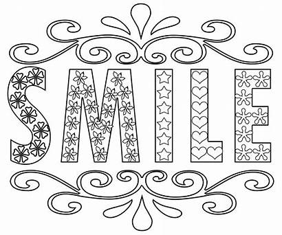 Coloring Pages Sayings Printable