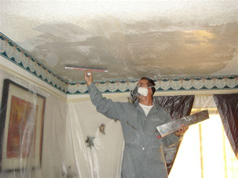 Popcorn Ceiling Removal And Asbestos by San Diego Popcorn Removal Asbestos Price