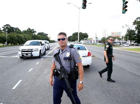 Gunman Identified In Shooting That Killed 3 Baton Rouge