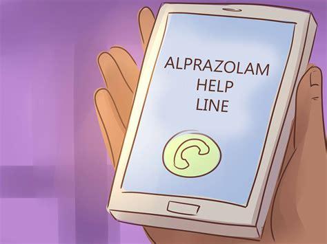 ways  deal  alprazolam side effects wikihow