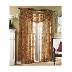 jcpenney window curtains sheers polyvore