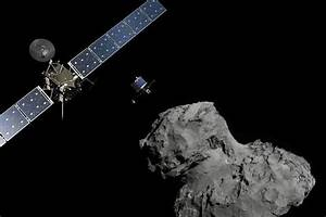 Rosetta spacecraft: Europe makes space history as Philae ...