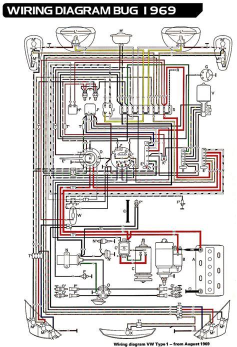 1967 Vw Engine Diagram by Volkswagen Beetle Wiring Diagram 1966 Vw Beetle Wiring