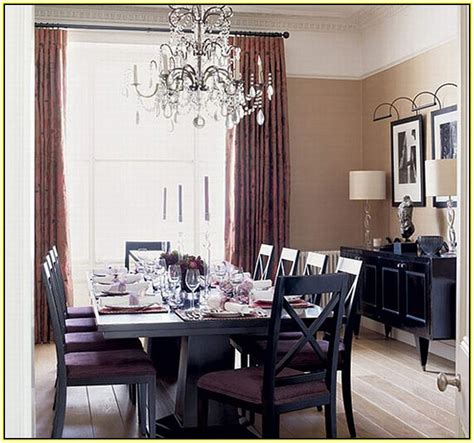 glass chandeliers for dining room home design ideas