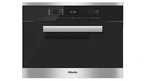 Miele Combi Dfgarer by Buy Miele 600mm Built In Steam Combination Oven Harvey