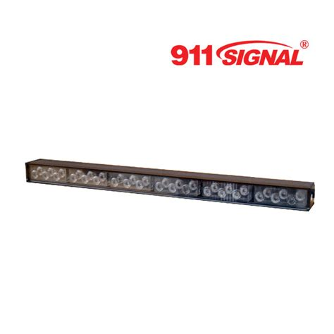 china led directional warning bars emergency light