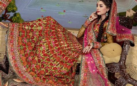 Latest Trends And Designs In Indian Bridal Lehengas