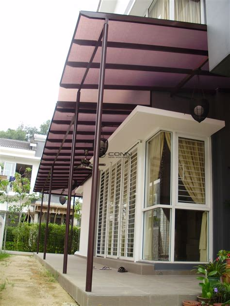 awningmild steel awningpolycarbonate sheet awningawning  polycarbonate sheetmm solid