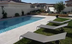 piscine avec liner gris clair 12 r233alisations With piscine avec liner gris