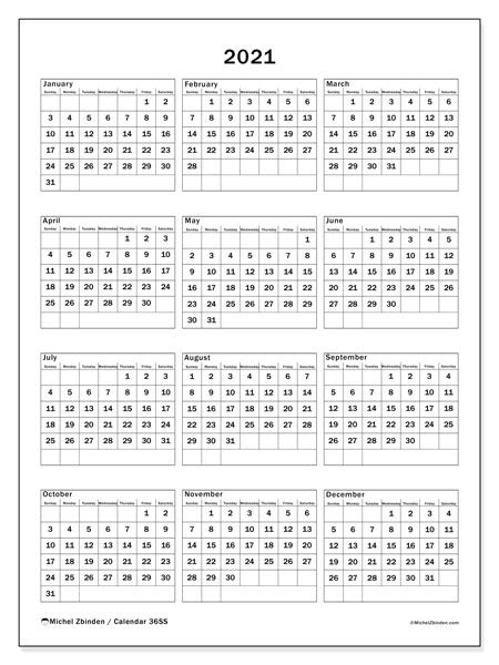 annual calendars ss michel zbinden en