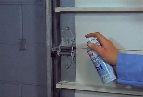 lubricating garage door garage door openers maintenance guide at the home depot
