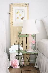 cottage chic decor 50 Delightfully Stylish and Soothing Shabby Chic Bedrooms