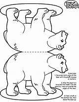 Bear Hunt Going Coloring Re Colouring Stand Print sketch template