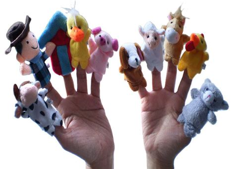 Retail Baby Fairy Tale Old Macdonald Had A Farm Finger