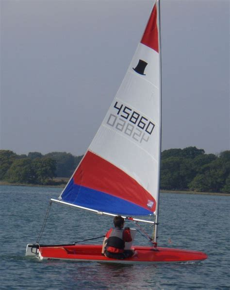 Inflatable Sailing Boats For Sale by Topper Sailing Dinghy For Sale In Chichester West