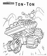 Dinotrux Coloring Pages Ton Printable sketch template