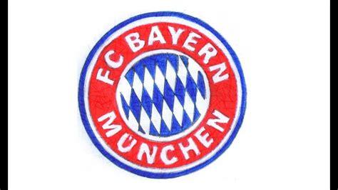 Logo von fc bayern münchen. Wie zeichnet man logo von FC Bayern München (Deutsch Fußball) Tutorial - YouTube