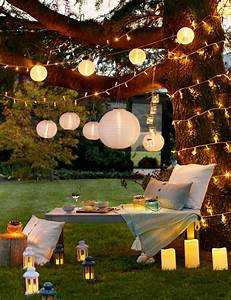 garden lighting ideas inspiration lights4funcouk With französischer balkon mit garten lampions