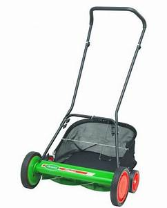 20 Inch Reel Lawn Mower Manual Push Walk Behind Lawn Yard