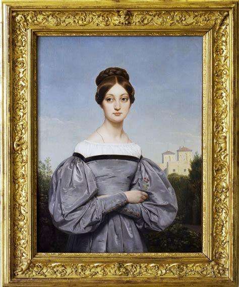 file portrait de louise vernet fille de l artiste jpg wikimedia commons