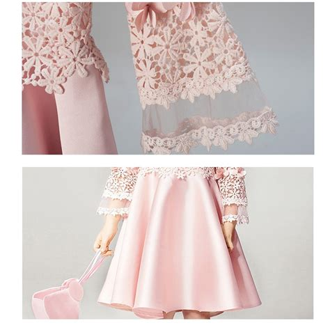 robe de demoiselle d honneur fille robe de c 233 r 233 monie fille 224 manches longues sweet