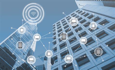 Smart Building  Iot Smart City Solution  Bajaj Electricals