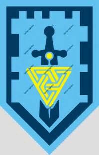 Nexo Power LEGO Knights Shield