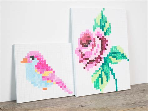 diy paint artwork for your home