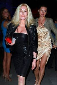 Jocelyn Wildenstein at BOA Steakhouse 5 of 11 - Zimbio