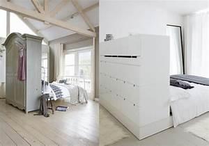 comment separer une chambre en deux maison design With diviser une chambre en deux