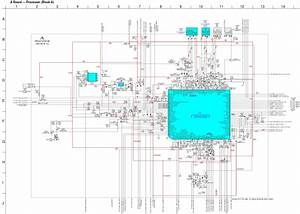 Kv Hw21m50  U2013 Sony Trinitron Crt Tv  U2013 Circuit Diagram