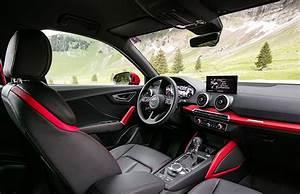 Audi Q2 Interieur : belgische prijs audi q2 vanaf ~ Medecine-chirurgie-esthetiques.com Avis de Voitures