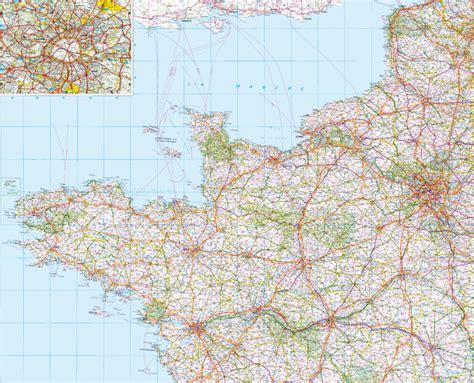 Carte Nord Ouest à Imprimer by Carte Nord Ouest