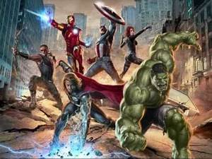 Avengers - Fight As One by Bad City FULL VERSION - YouTube