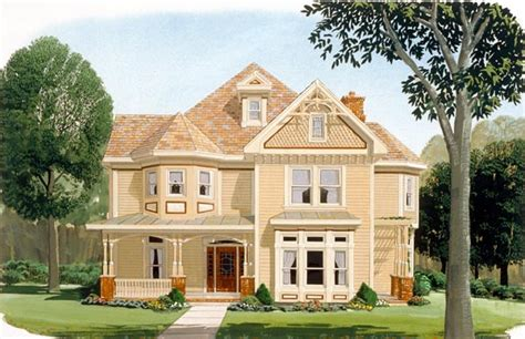 victorian farmhouse plan family home plans blog