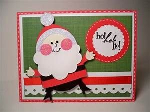 20 Handmade Santa Claus Card Ideas for Kids