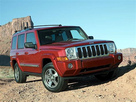Jeep Car : Jeep Commander Specs & Photos