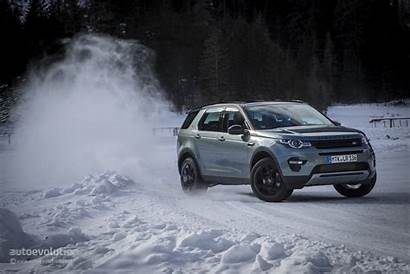 Discovery Rover Land Sport Wallpapers Snow Moves
