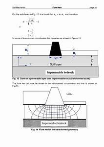 Flow Net Diagram For Anisotropic Soil