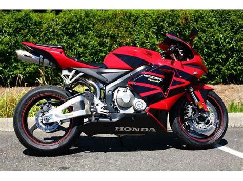 2006 honda cbr 600 for sale buy 2006 honda cbr 600rr on 2040motos