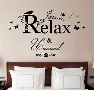 Creative and inspiration wall quotes for bedroom