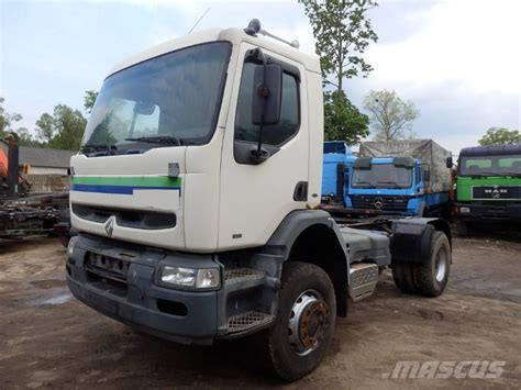 renault kerax used renault kerax 300 4x4 tractor units year 1998 price