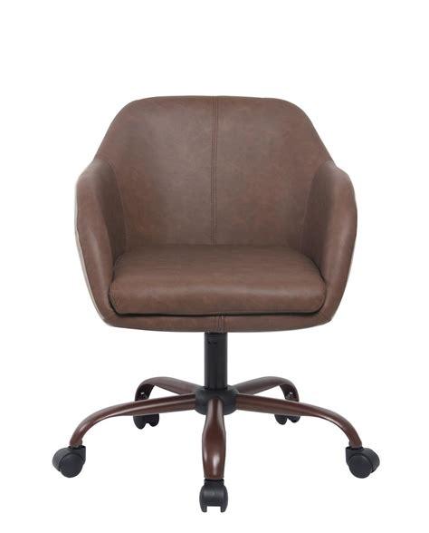 chaises de bureau design cab chaise de bureau design pivotante à roulettes