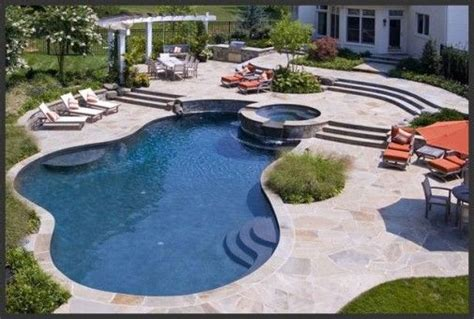 Dreams Of A Big Backyard  Gardens, Swimming Pools