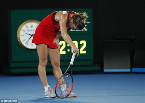 Australian Open final: Simona Halep taken to hospital | Tennis | Sport | Express.co.uk