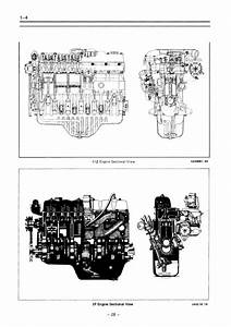 Toyota 5 Fg40 Forklift Service Repair Manual