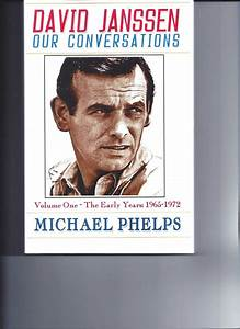 DAVID JANSSEN~Our Conversations, Volume One-The Early ...